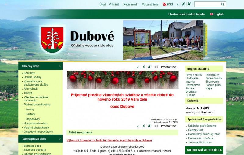 Webyportal - tvorba webu pre obce a mestá 6b452807a71